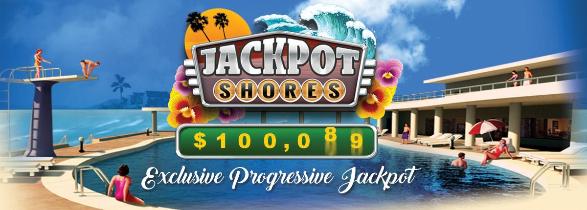 Jackpot Shores Progressive Slot