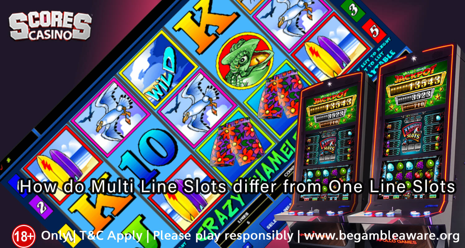 One Line Slots