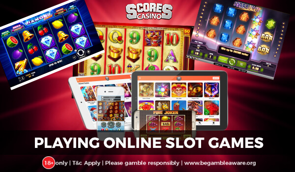 The Efficacy of Playing Online Slot Games